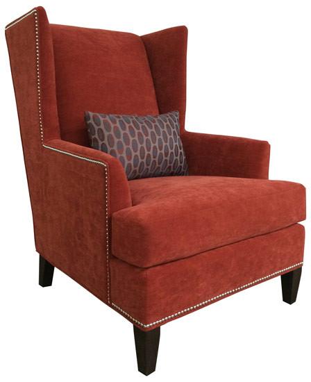 "366-1 Lounge Chair 30.5""W 37""D 41""H"