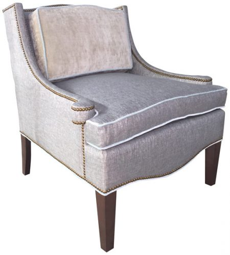 1669-1 Gallery 104 Lounge Chair