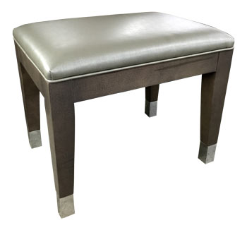 1686-B Gallery 27 Ottman Green Top Ottoman