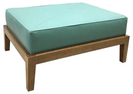 1809-8 Gallery 30 Ottman Upholstered Top Ottoman