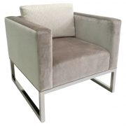 1730-1 Gallery 33 Lounge Chair Embassy Suites Charlotte 2