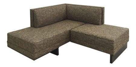 1805-9LAF Gallery 47 Sectional Marriott Burr Bridge Sectional