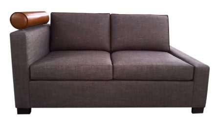 145-6M LAF Gallery 88 Sofa Front